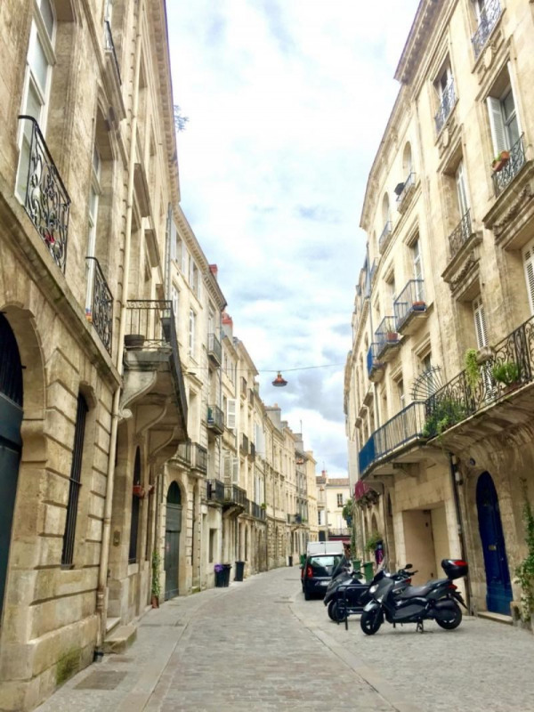 Investment property apartment Bordeaux 499500€ - Picture 2