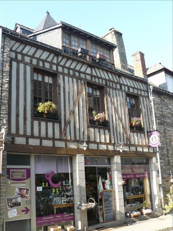 Sale building Josselin 95 850€ - Picture 2