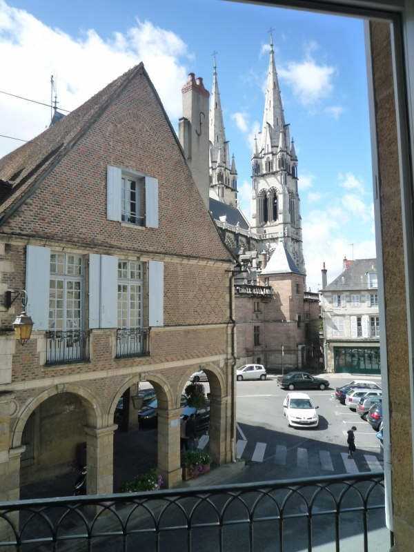 Rental apartment Moulins 680€ CC - Picture 1
