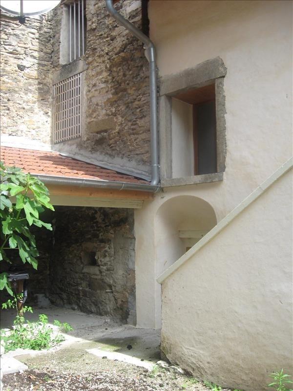 Vente maison / villa Villebois 59000€ - Photo 2
