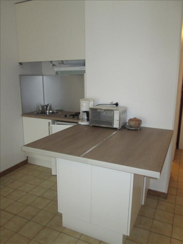 Sale apartment Balaruc les bains 93000€ - Picture 2