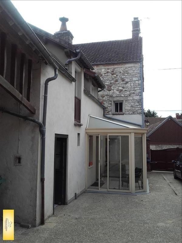Vente maison / villa Fontenay mauvoisin 376000€ - Photo 1