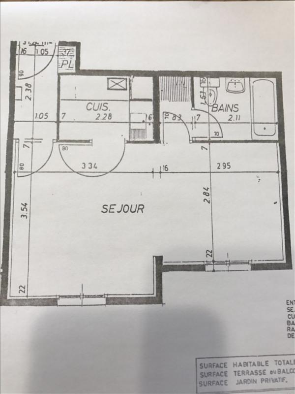 Vente appartement Villepreux 139000€ - Photo 4