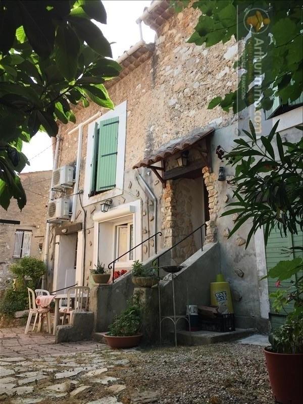 Sale house / villa Rougiers 230000€ - Picture 1