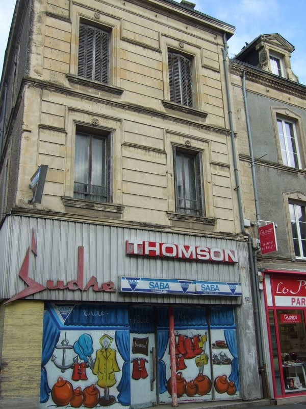 Revenda edifício Isigny sur mer 86000€ - Fotografia 1