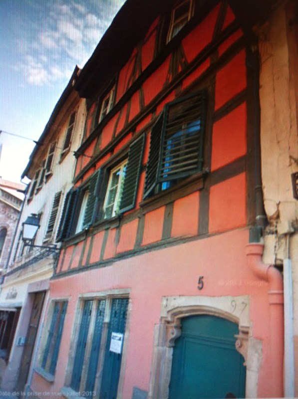 Location appartement Strasbourg 580€ CC - Photo 1