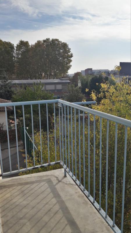 Sale apartment Toulouse 107000€ - Picture 3