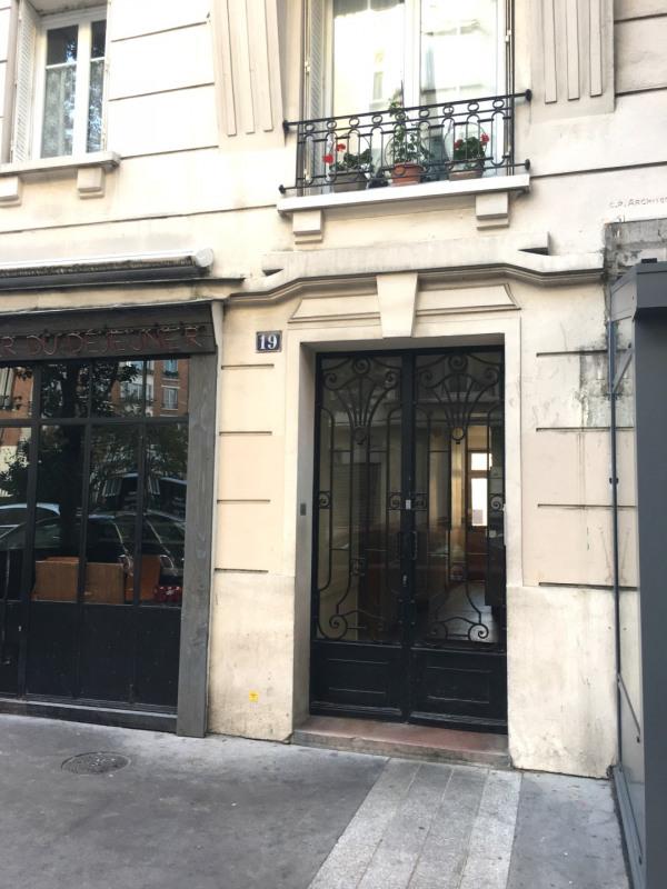 Rental apartment Vincennes 1100€ CC - Picture 2