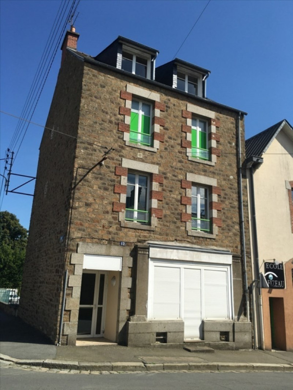 Vente local commercial Fougeres 1032750€ - Photo 3