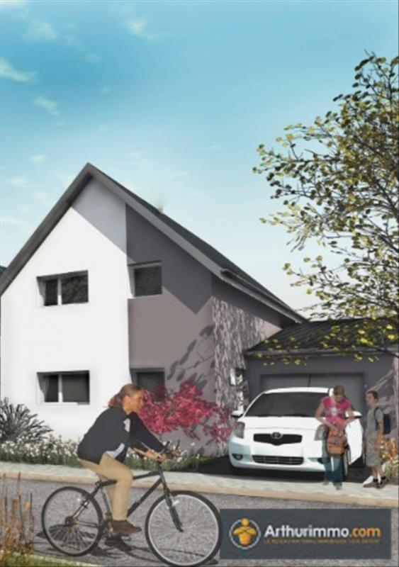 Sale house / villa Widensolen 182000€ - Picture 1