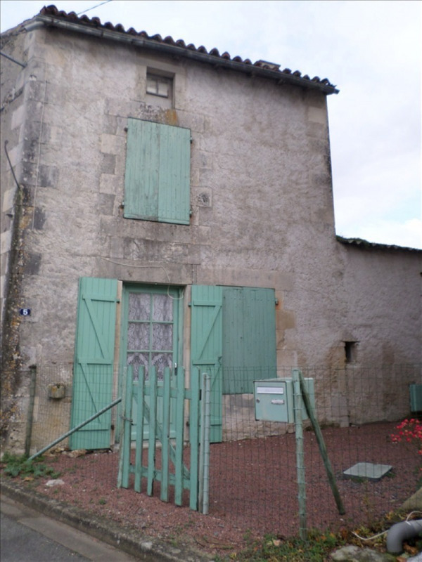 Vente maison / villa Chauvigny 70 000€ - Photo 4