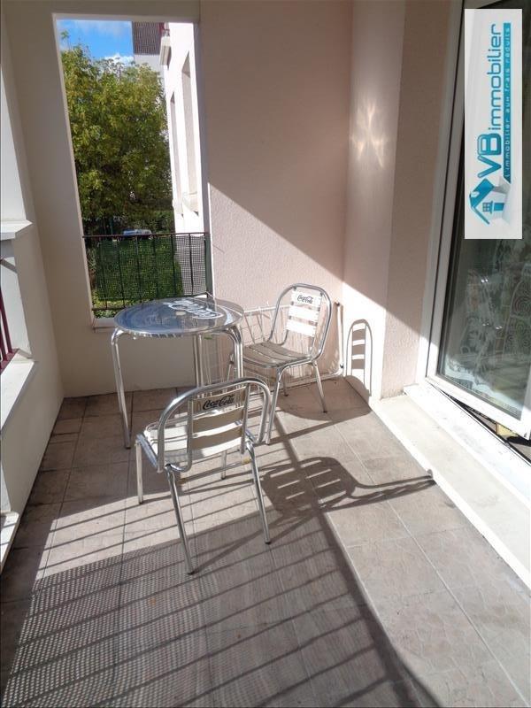 Sale apartment Viry-châtillon 109000€ - Picture 1