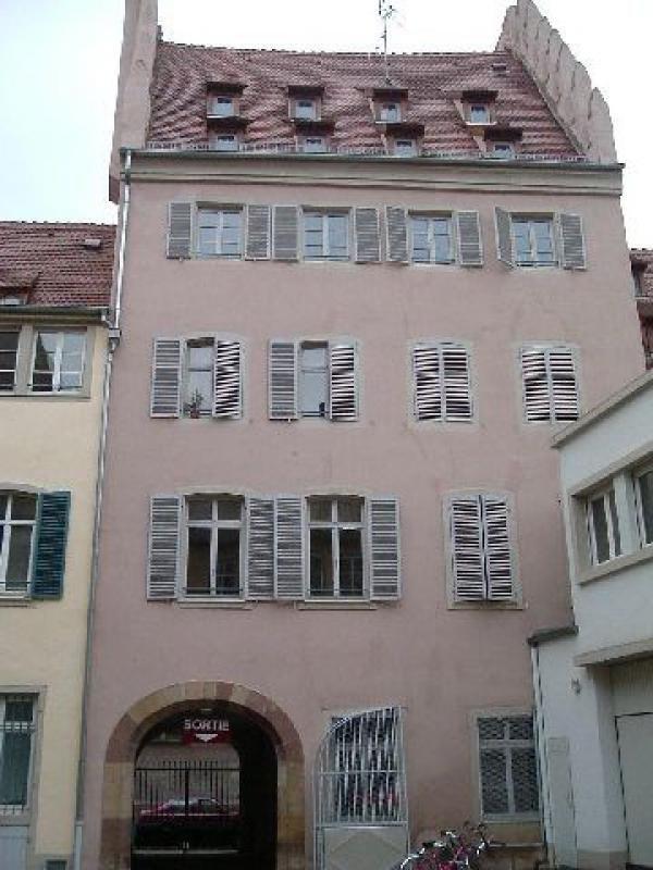 Vermietung wohnung Strasbourg 620€ CC - Fotografie 1
