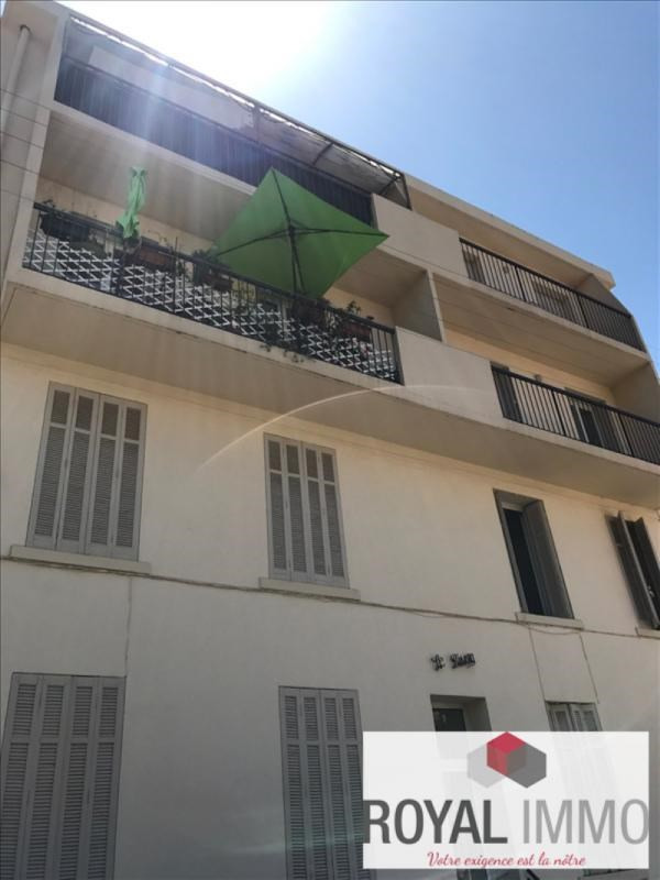 Rental apartment Toulon 550€ CC - Picture 1