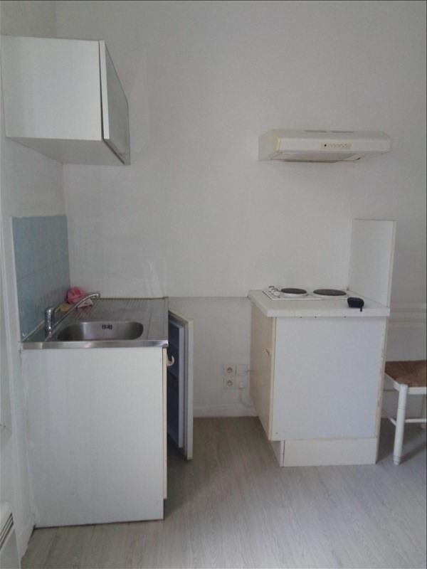 Verhuren  appartement Ablon sur seine 490€ CC - Foto 4