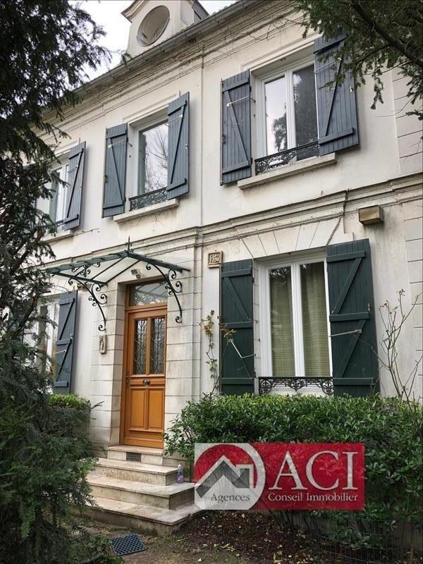 Vente maison / villa Montmorency 810000€ - Photo 1