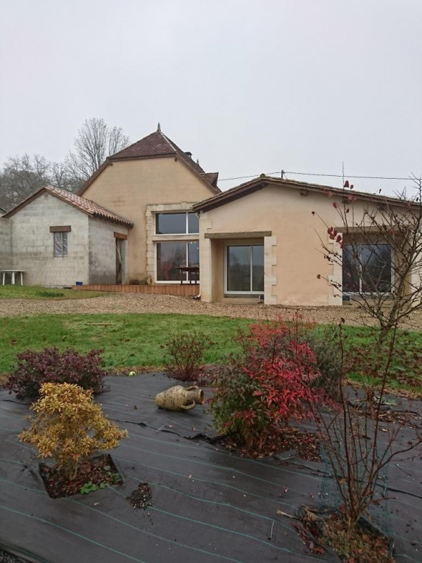 Vente maison / villa Villamblard 296500€ - Photo 1