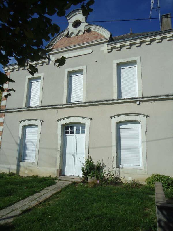 Vente maison / villa Villedieu la blouere 138060€ - Photo 1