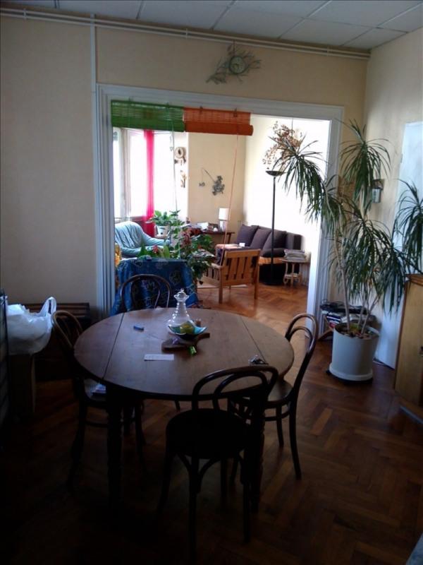 Verkoop  appartement Pont eveque 110000€ - Foto 1