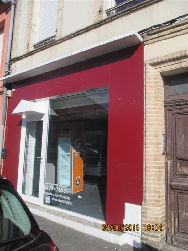 Location local commercial Montauban 534€ +CH/ HT - Photo 4