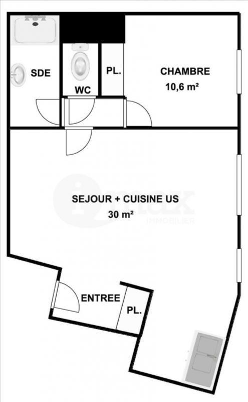 Sale apartment Courbevoie 325000€ - Picture 6