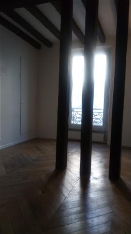 Rental apartment Paris 18ème 695€ CC - Picture 3