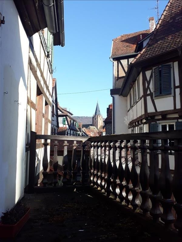 Sale apartment Wissembourg 105 000€ - Picture 1