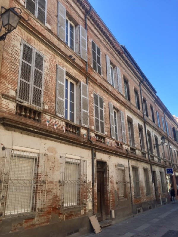 Location appartement Toulouse 394€ CC - Photo 1