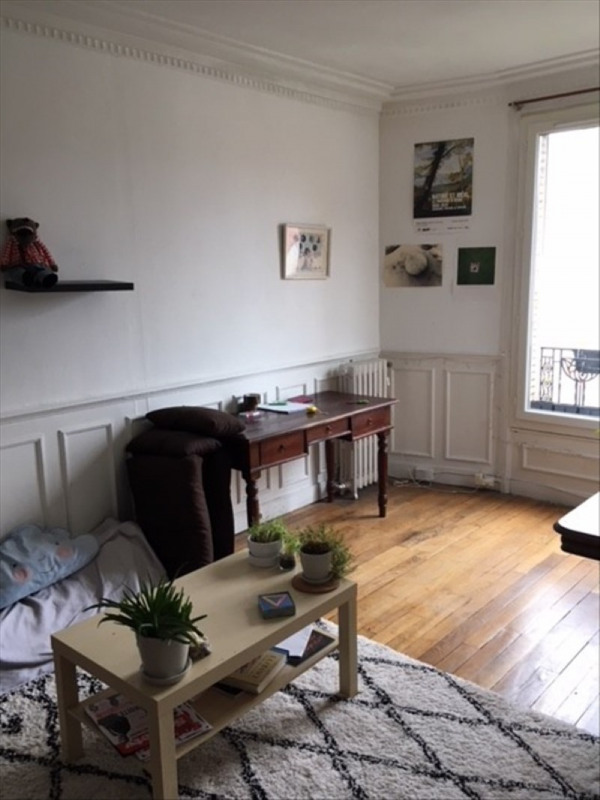 Rental apartment Montreuil 943€ CC - Picture 2