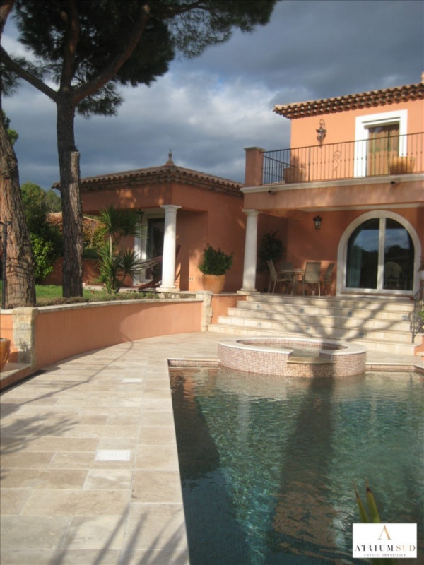 Deluxe sale house / villa St raphael 990000€ - Picture 10