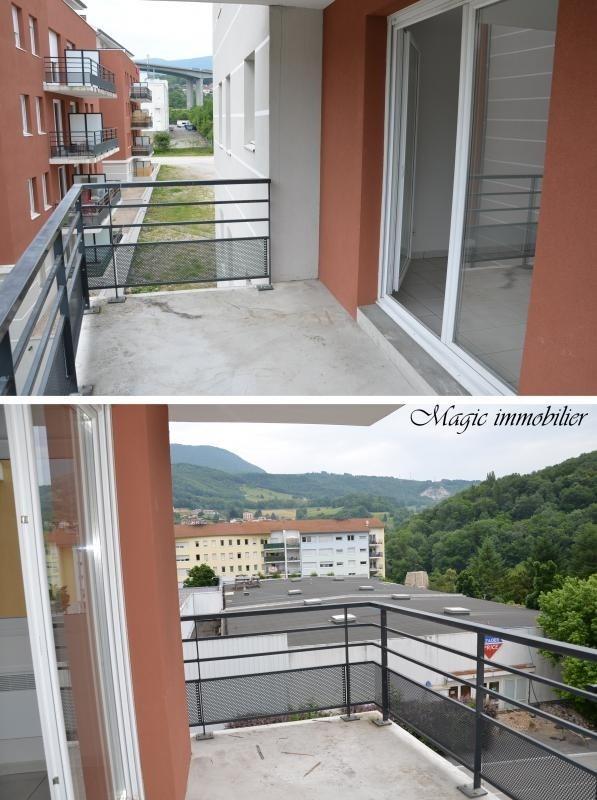 Rental apartment Bellegarde sur valserine 807€ CC - Picture 9