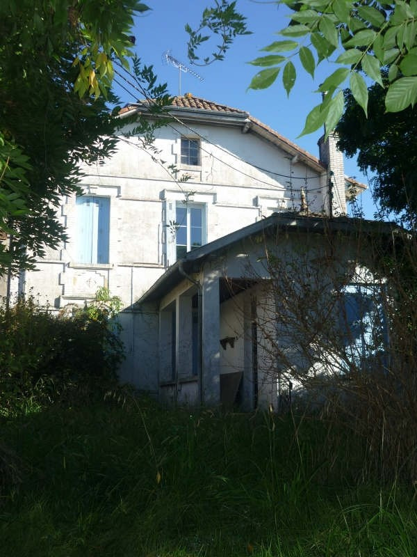 Vente maison / villa Trensacq 137000€ - Photo 1
