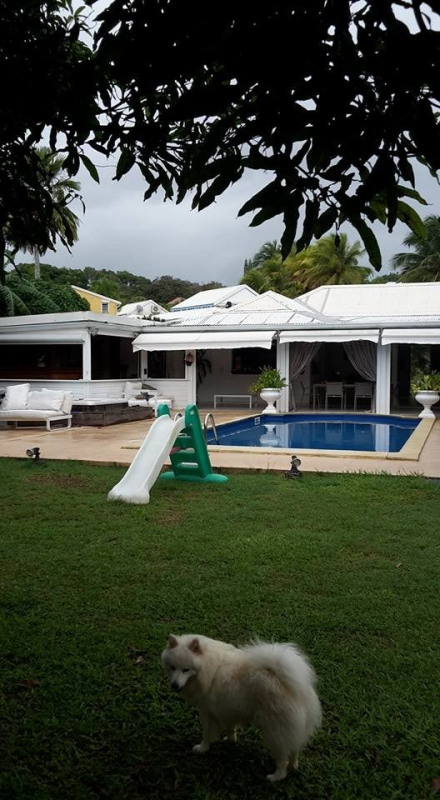 Deluxe sale house / villa Baie mahault 553 850€ - Picture 1