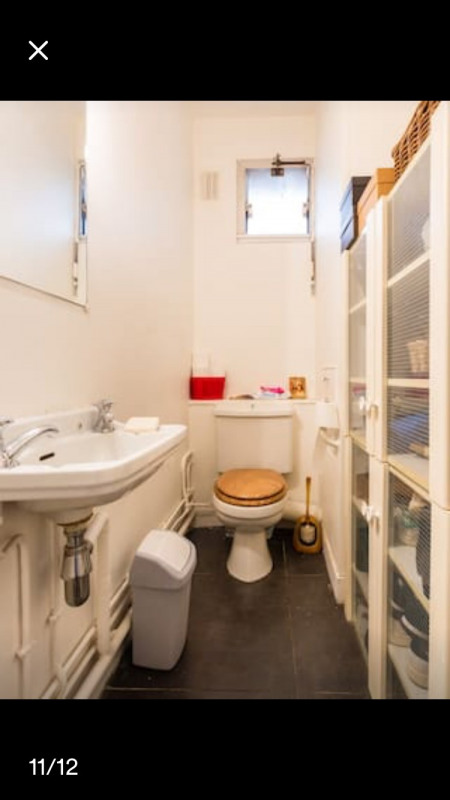 Rental apartment Paris 17ème 1100€ CC - Picture 8