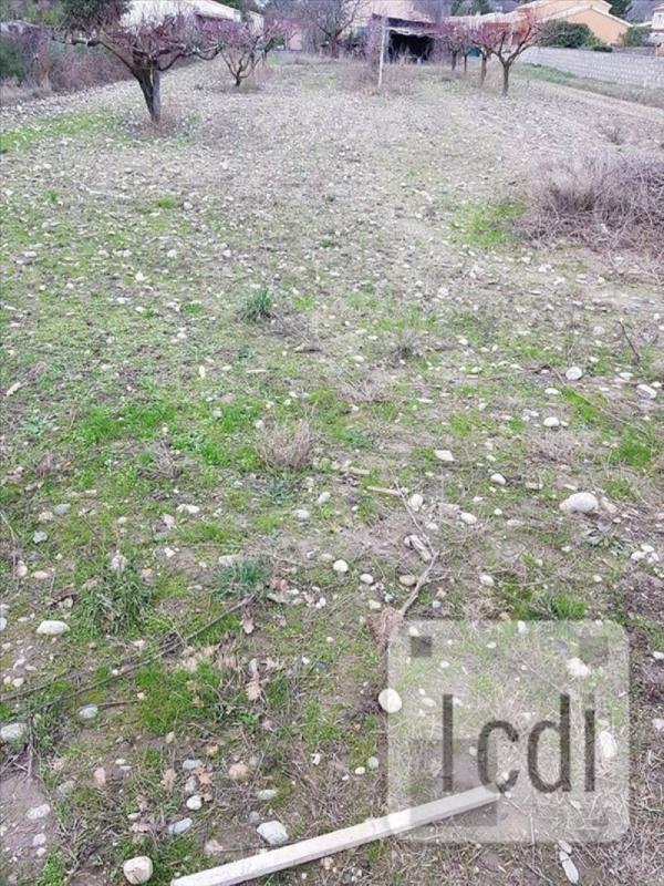 Vente terrain Cruas 131500€ - Photo 3
