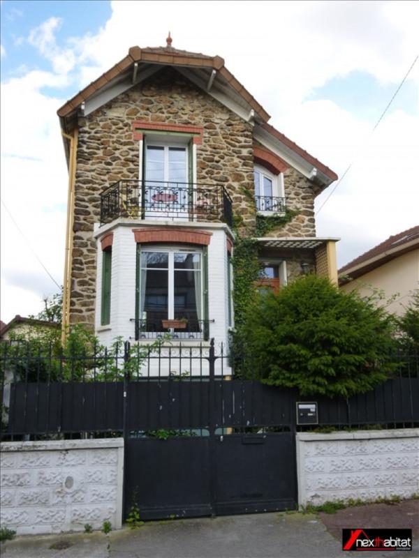 Vente maison / villa Les pavillons sous bois 339000€ - Photo 1