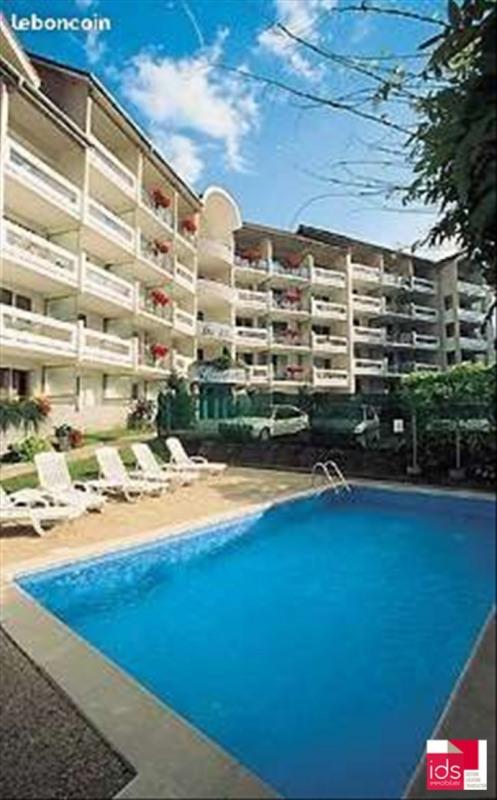 Revenda apartamento Allevard 74000€ - Fotografia 1