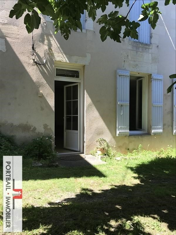 Rental apartment Blaye 445€ CC - Picture 1