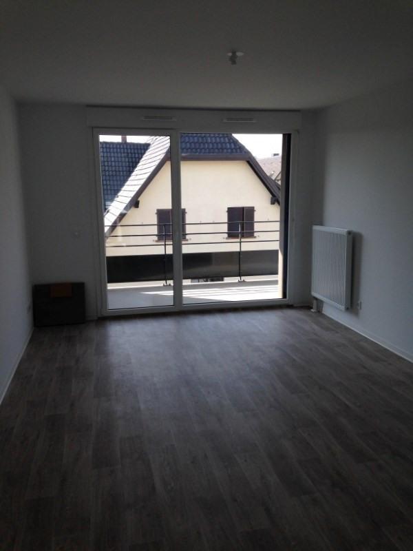 Rental apartment Ostwald 837€ CC - Picture 5