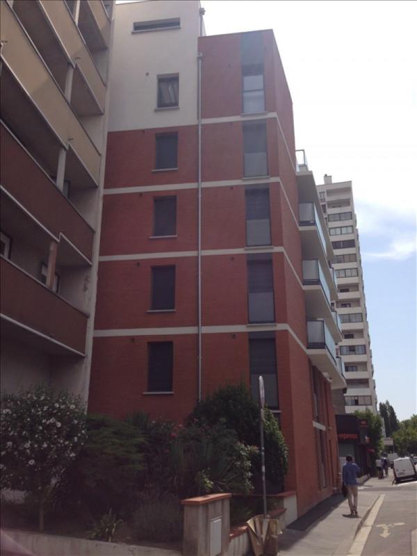 Vente appartement Toulouse 192600€ - Photo 1