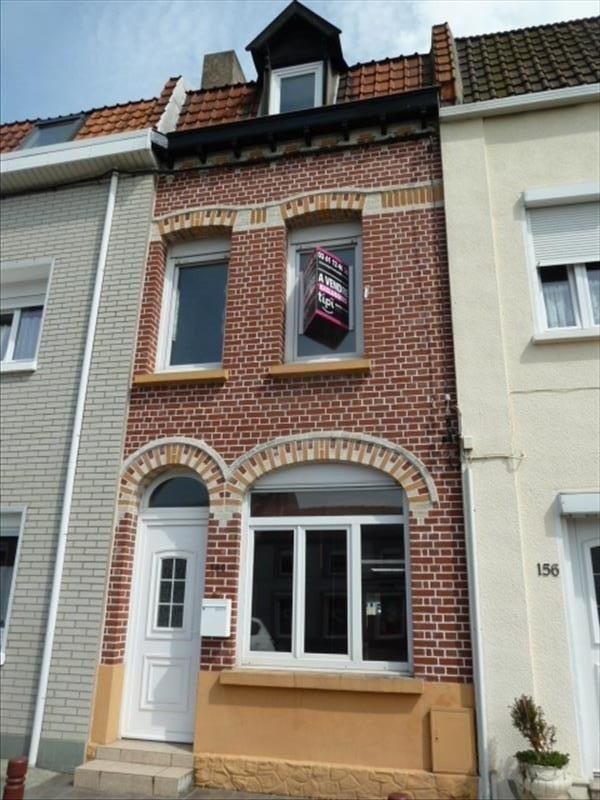 Vente maison / villa Annezin 132000€ - Photo 1