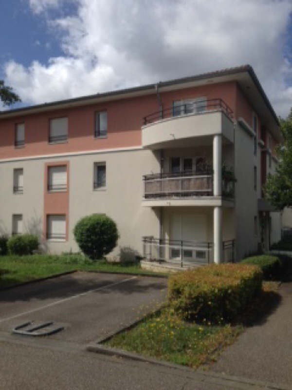 Sale apartment Metz 89 000€ - Picture 1