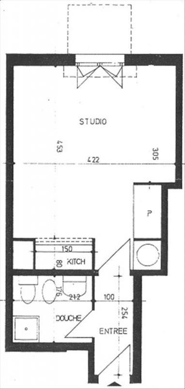 Rental apartment Gif sur yvette 710€ CC - Picture 8