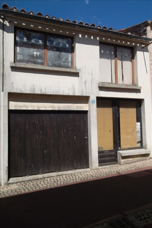 Vente local commercial Palluau 28 400€ - Photo 1