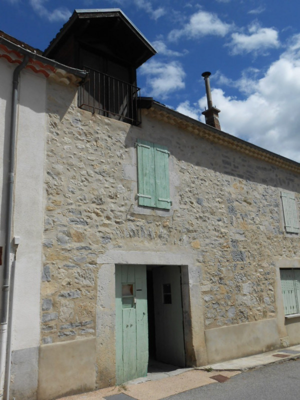 Vente maison / villa Glandage 65 000€ - Photo 1