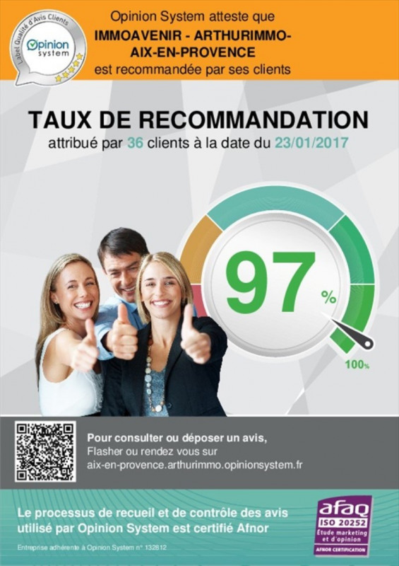 Location appartement Aix en provence 515€ +CH - Photo 2
