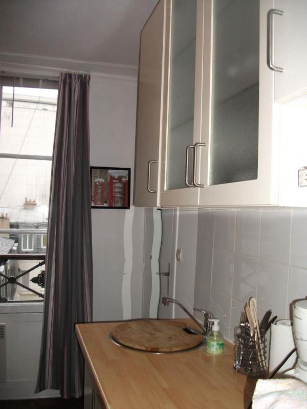 Sale apartment Paris 17ème 187000€ - Picture 4