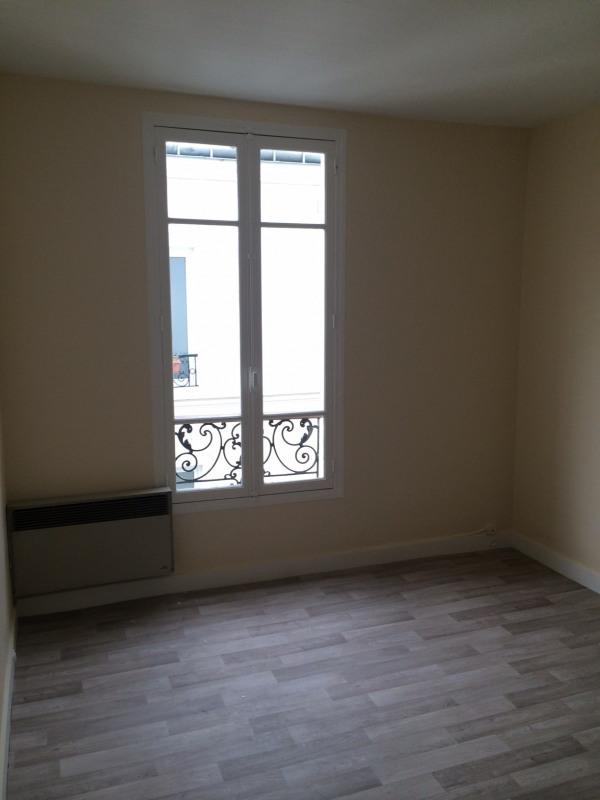 Rental apartment Paris 17ème 613€ +CH - Picture 1