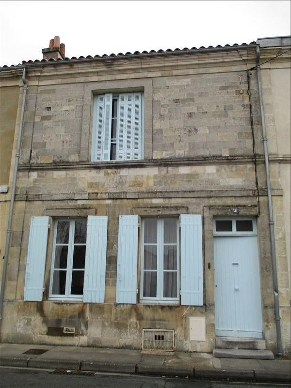 Rental house / villa St jean d angely 640€ CC - Picture 1