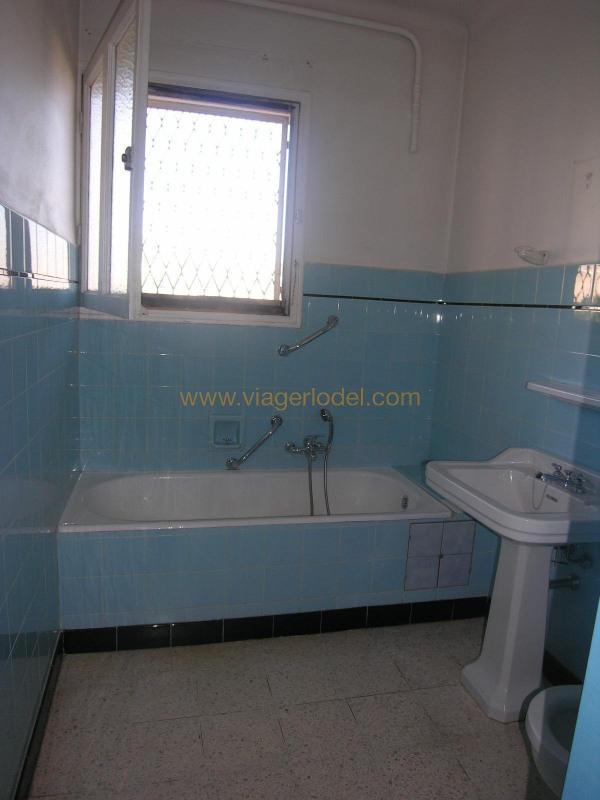 Vendita nell' vitalizio di vita appartamento Nice 89000€ - Fotografia 7